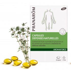 Capsules Défenses naturelles - 30 capsules | Inula