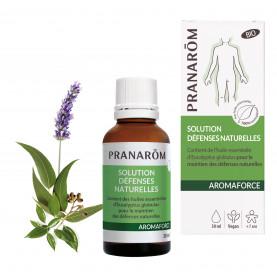 Solution - Défenses naturelles - 30 ml | Inula