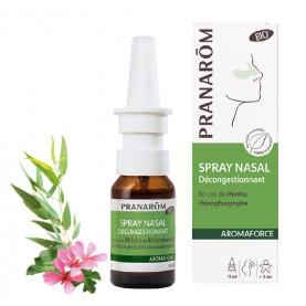 Spray nasal DM - Décongestionnant - 15 ml | Inula
