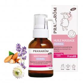 Massage oil - Sleep   Inula