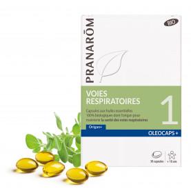 1 - Voies respiratoires - 30 capsules | Inula