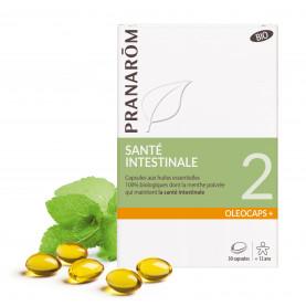 2 - Santé intestinale - 30 capsules | Inula