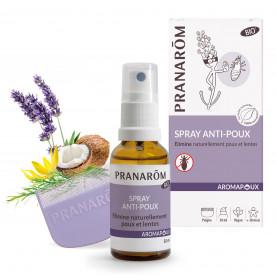 Spray anti-poux - 30 ml   Inula