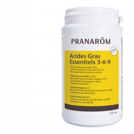 Acides gras essentiels 3-6-9 - 120 capsules | Inula