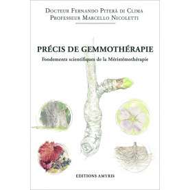 Précis de Gemmothérapie PITERA | Inula