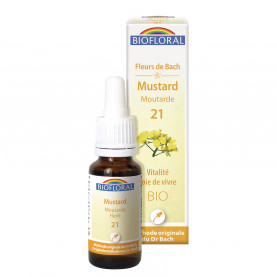 21 - Mustar - Moutarde - 20 ml | Inula