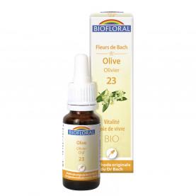 23 - Olive - Olivier - 20 ml | Inula