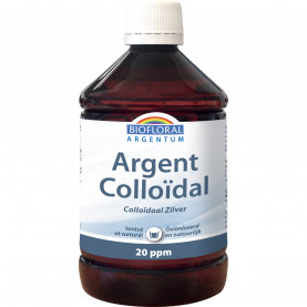 Colloidal silver 20 PPM natural   Inula