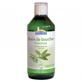 Fresh Mouthwash with Colloidal Silver | Inula