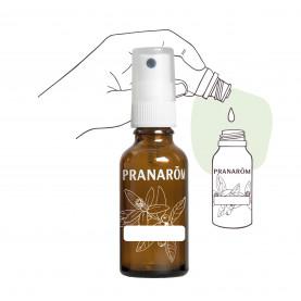 Empty 30ml vaporiser bottle - price/piece - for information*   Inula