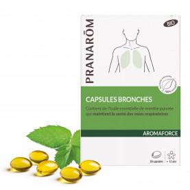 Capsules Bronches - 30 capsules | Inula