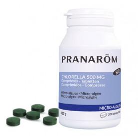 Chlorella 500 mg   Inula